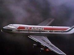 אלפא צרפת - צרפתית פורנו - סרט מלא - Les Hotesses דו Sexe (1977)