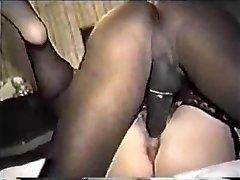 Amateur Big Ass Wife Enjoying Some Dark-hued Dick - Derty24
