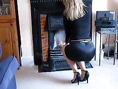 britanski žena - saf