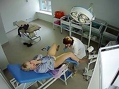 skriti vohun cam-ginekološki pregled 01 - mlad