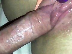 Geile natte tiener kut close-up seks