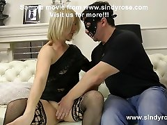 sindy rose & mrplay double pussy & anal fisting and prolaps