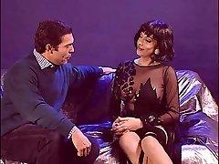 Sex Met rijpe italiaanse Shemale
