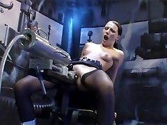 mausezahnchen sandra alemão adolescente de mulher polícia máquina de foder