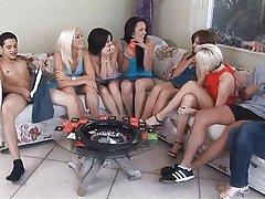 Amateurs sex roulette spelen