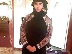 Bagno turco-arabo-asiatica hijapp mix di foto 27