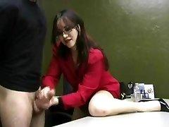 203 CFNM Handjob Cumshot Compilation WF