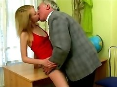 STP Skinny Student Gets Put Right By Headmaster !