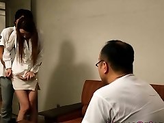 Japanese milf spunk faced