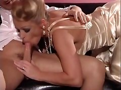 Rebecca - German Lady fucked by 2 guys
