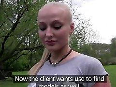 glamour model fucks for money