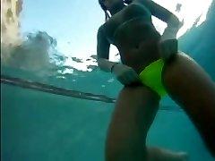 underwater prolapse