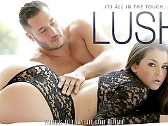 Allie Haze & Danny Mountain in Lush Video