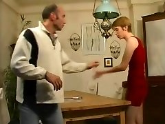 stepdaughter Helps stepdad Forget About His Porn Mag !