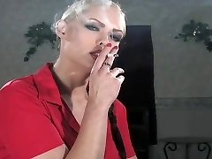 Smoking Fetish 136