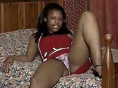 British Ebony Mechelle 2
