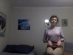 Stripping Giù per le Calze