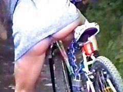 ohne Slip beim Fahrrad fahren