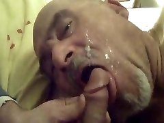 Silver not daddy bear blowjob 12
