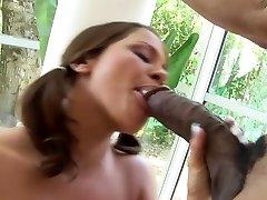 Best pornstar Savannah Stern in exotic interracial, brazilian adult scene