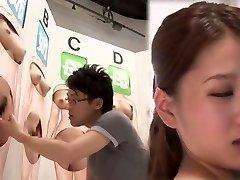 Splendid Japanese breezy in Crazy Fingering, Cunnilingus JAV movie