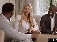 BLACKED Nicole Aniston Is Double Teamed By Big Black Cock On Her Day Off