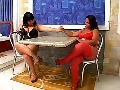 Linette & Natalia - Round Brazilians