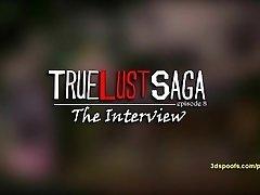 Tight Teen Vampire in TrueLust: Interview