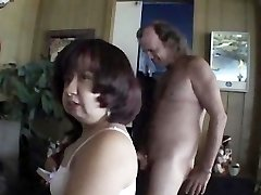 Freak Penetrates A Grannie And Then A Pig