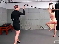 Mistress Anette is annoyed - trailer