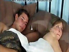 Stepmom and Son Hotel Sex