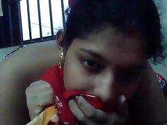 bengali mature boudi deep-throating boyfriend