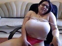BBW nubile webcam