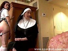 Nun Slapping
