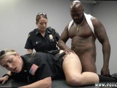 Ms police officer pawn and milf costume and latin plus-size big bum milf and