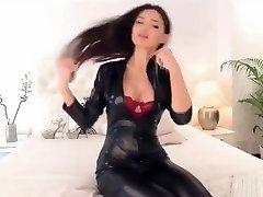 Jako jako lijepa i seksi djevojka rumunjski Fetiš djevojke