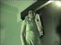 Maid From Seri lanka Nailing