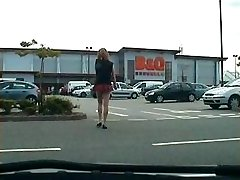 public cock displays from tranny exhibitionist cockslut