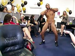 Office Sex Party