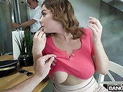 Lovely looking French babe Natasha Nice begs fellow to fuck her wet pussy mish