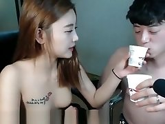 korean bj cam minky