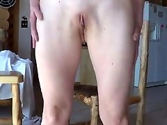One highly horny young lady