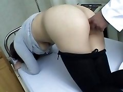 japanese doctor and asian anus