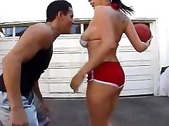 Gianna Michaels Basketball Have Fun