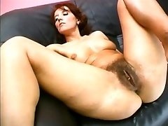Huge Insertions Hairy Cunt