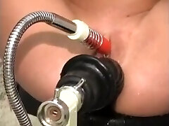 Young Lady Takes a Dildo in her Foxy Cell at Medics Office