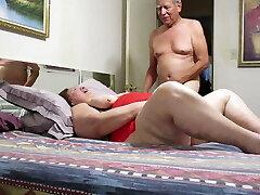 Granny 69ing