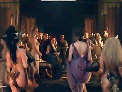 Spartak: scena orgija 01