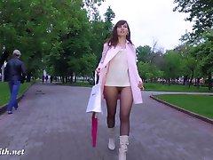 Jeny Smith - pantyhose episode