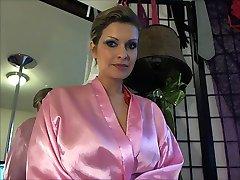 Gook sluts serving white mistress